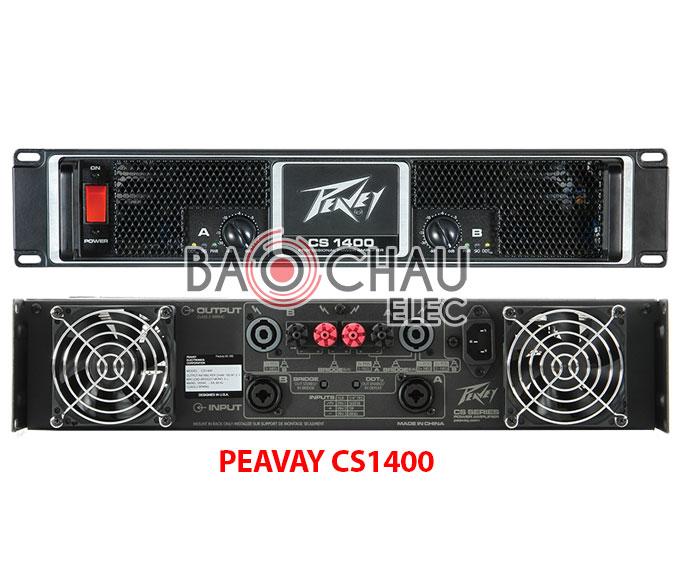PEAVAY CS1400