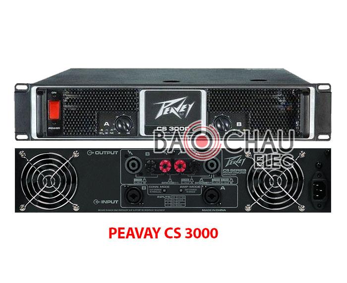 PEAVAY CS 3000