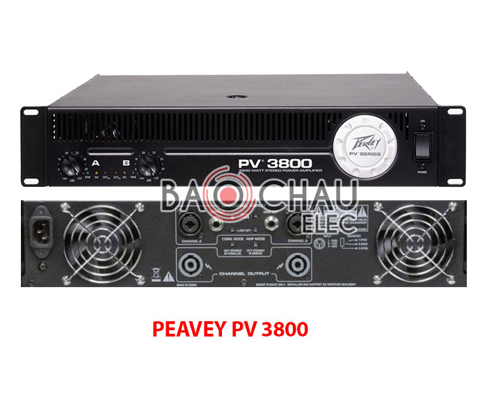 PEAVEY PV 3800