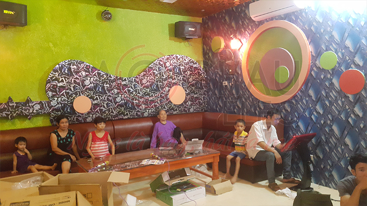 5 phòng hát chất lượng cao - giá thành tốt tại Phú Thọ