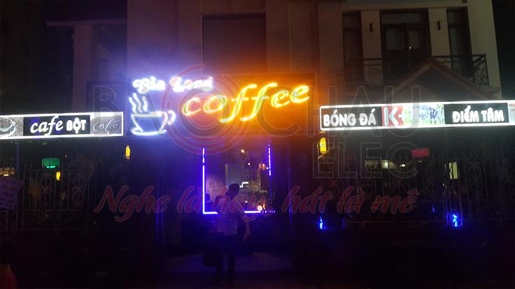 5 phòng Karaoke VIP tại quán Gia Long gần đường 5