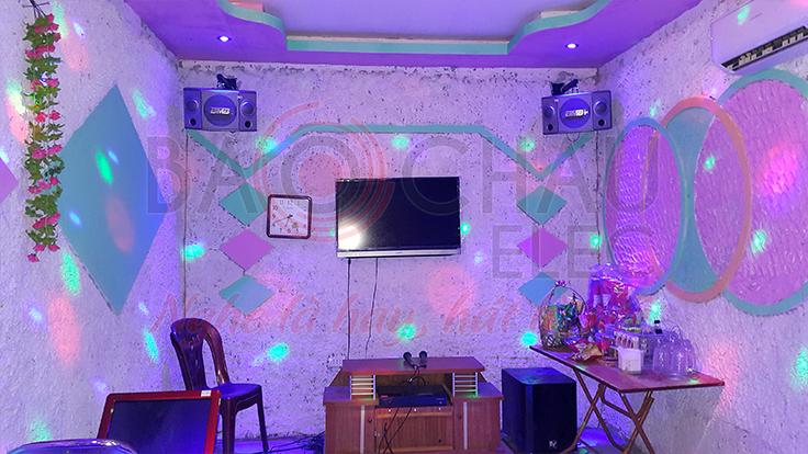 Dàn karaoke bình dân 'chất lượng VIP' của chú Hoàn
