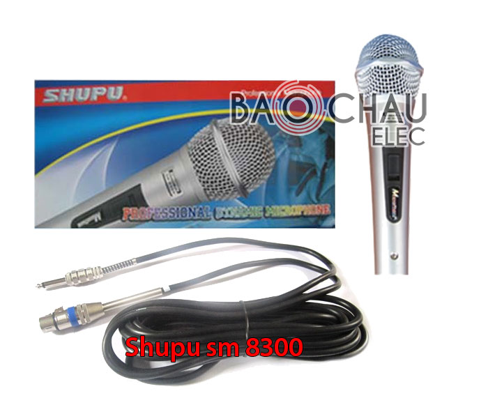 Shupu sm 8300