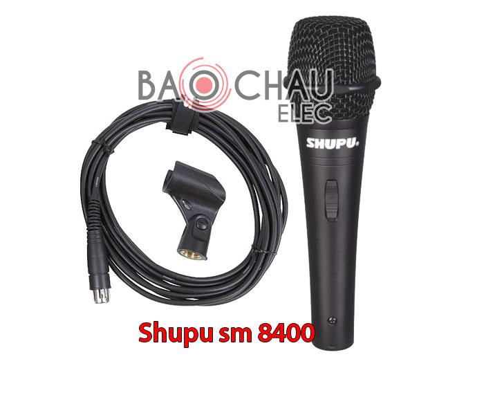 Shupu sm 8400