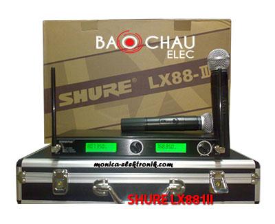 SHURE LX88 III
