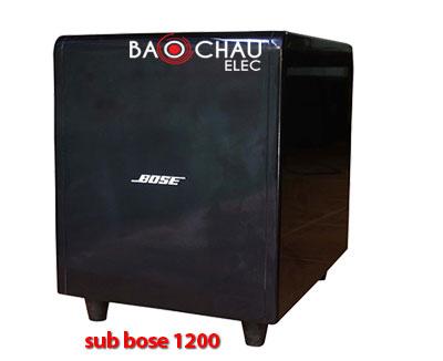 Trầm Bose 1200