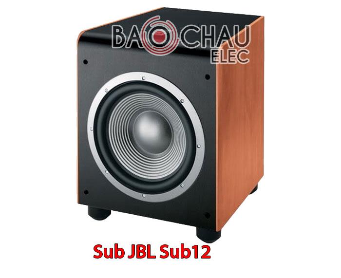 Sub JBL Sub12