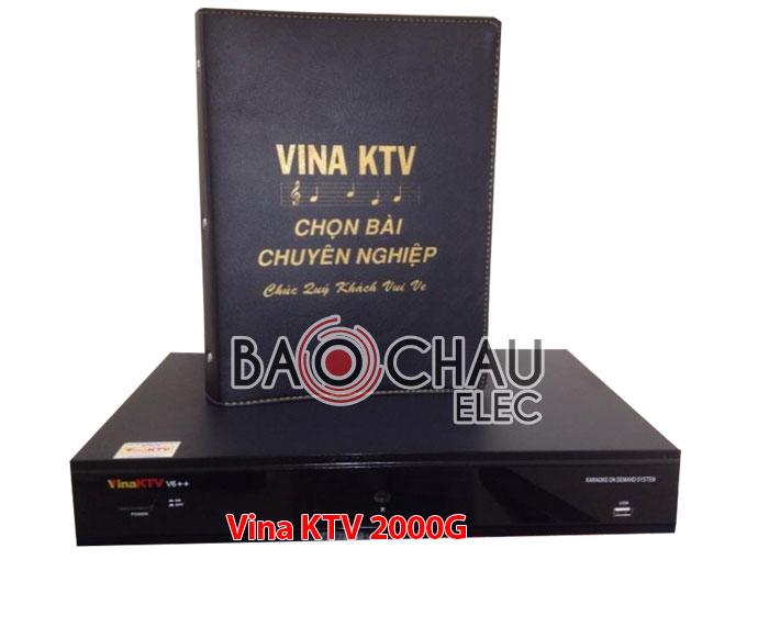 Đầu karaoke Vina KTV 2000G