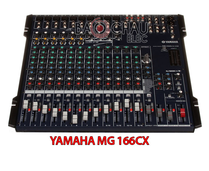 YAMAHA MG 166CX