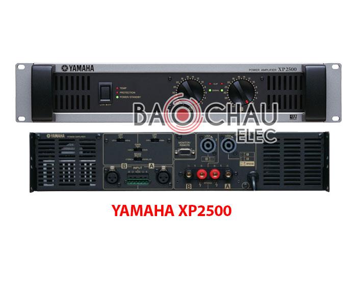 YAMAHA XP2500