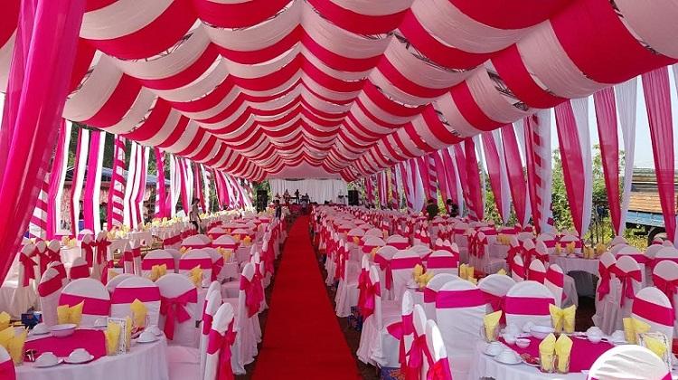 Tư vấn lắp đặt và bán dàn âm thanh đám cưới chuyên nghiệp giá tốt