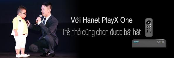 Khuyến mại đầu Hanet PlayX One giá sốc