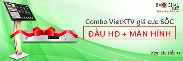 Combo VietKTV giá SÔC cuối năm