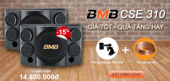 Loa BMB CSE 310 chính hãng, giá cực tốt