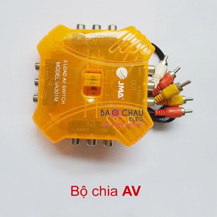 Bộ chia tín hiệu AV