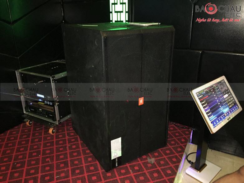 Cong trinh karaoke Xanh - Do Cao Bang - anh 1