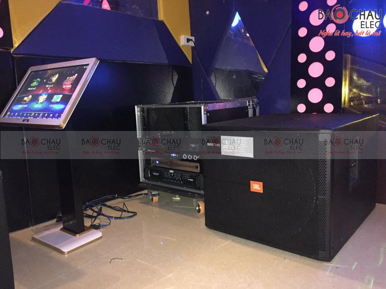 Cong trinh karaoke Xanh - Do Cao Bang - anh 3