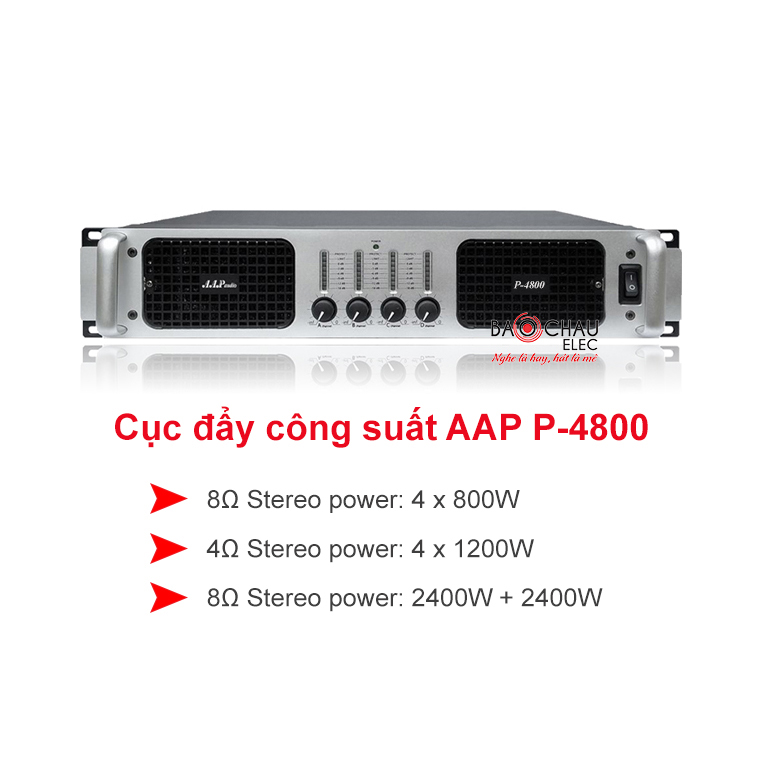 Cuc day AAP audio P4800
