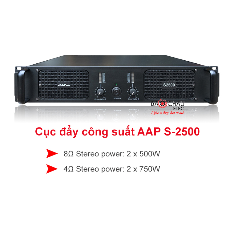 Cuc day AAP audio S-2500