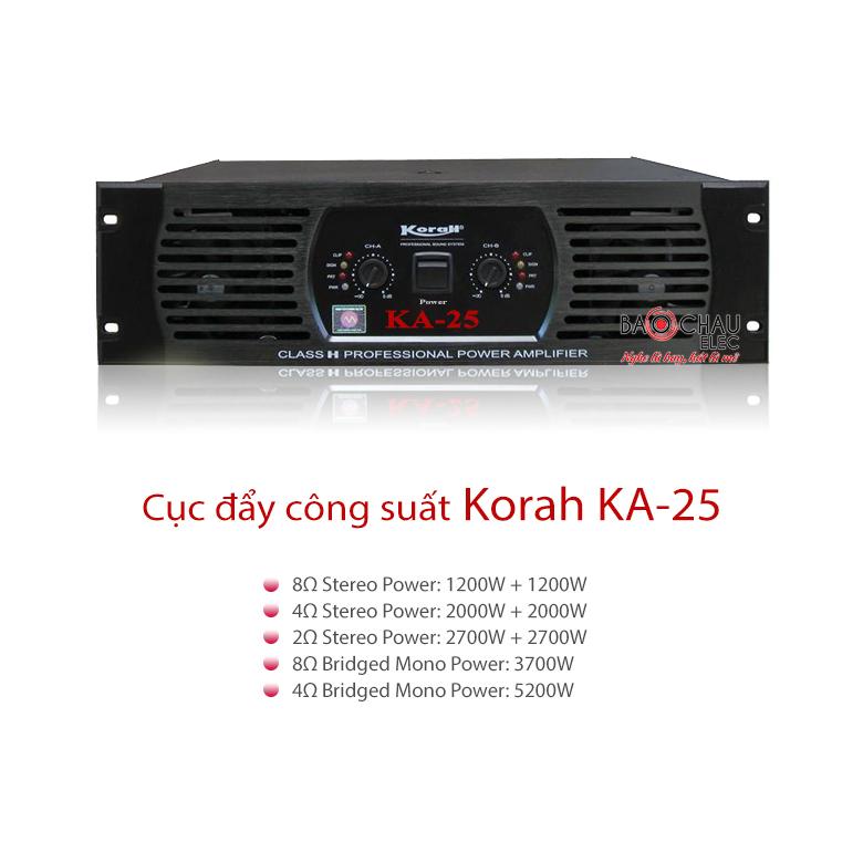 Cục đẩy Korah KA-25