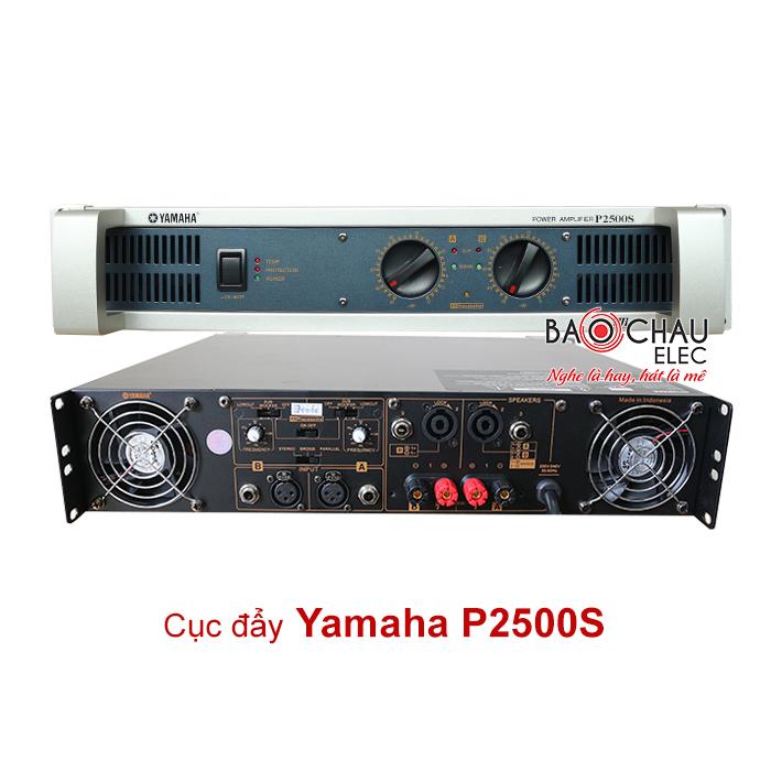 Yamaha P2500S