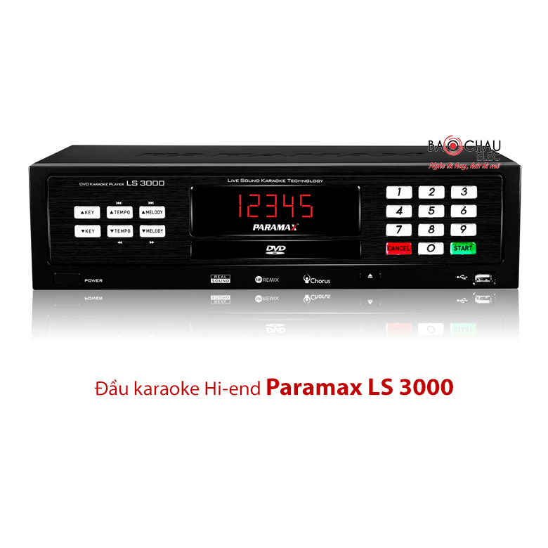 Đầu Paramax LS-3000