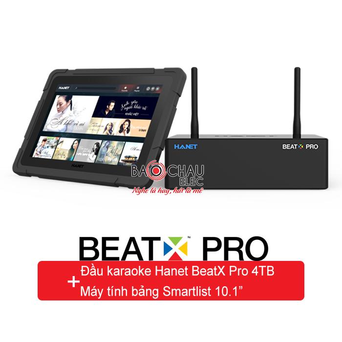 Bộ đầu Hanet BeatX Pro 4TB