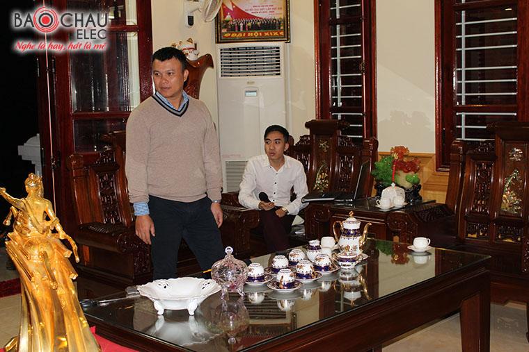 Lap dat bo dan cao cap tai biet thu Tuyen Quang - 07