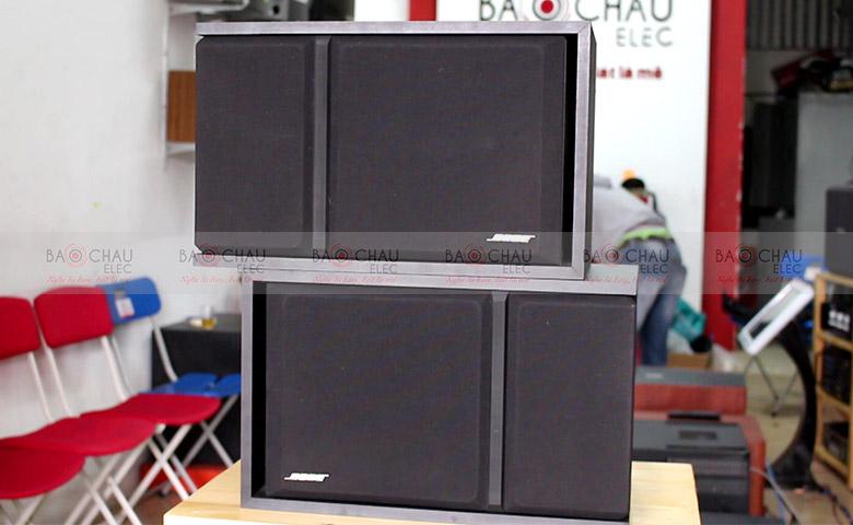 Loa-Bose-301-series-III-bai-xin---cap-loa-den