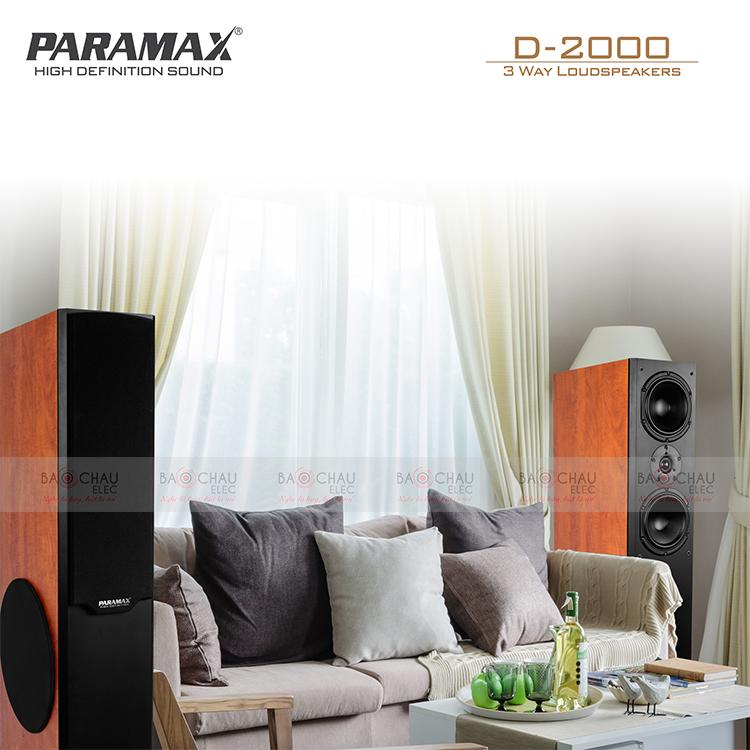 loa-dung-paramax-d2000