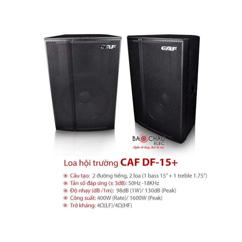 Loa DJ CAF DF15