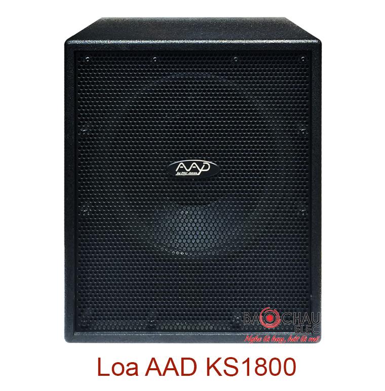 Sub AAD KS 1800
