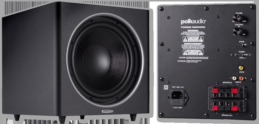 Loa sub Polk Audio PSW125 den