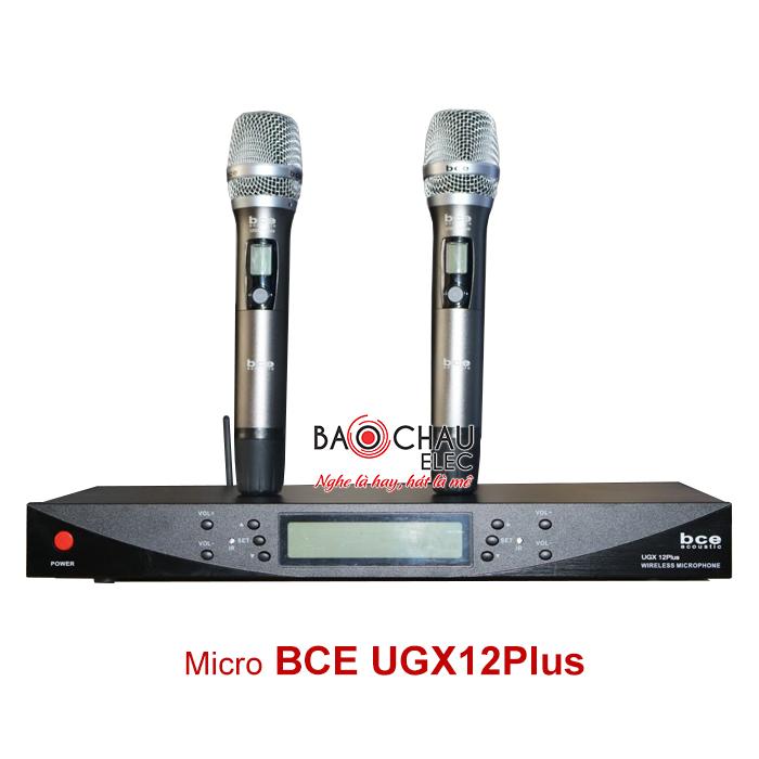 Micro BCE UGX12Plus