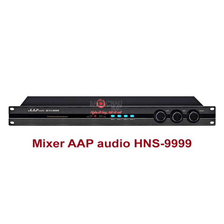 Mixer AAP audio HNS 9999
