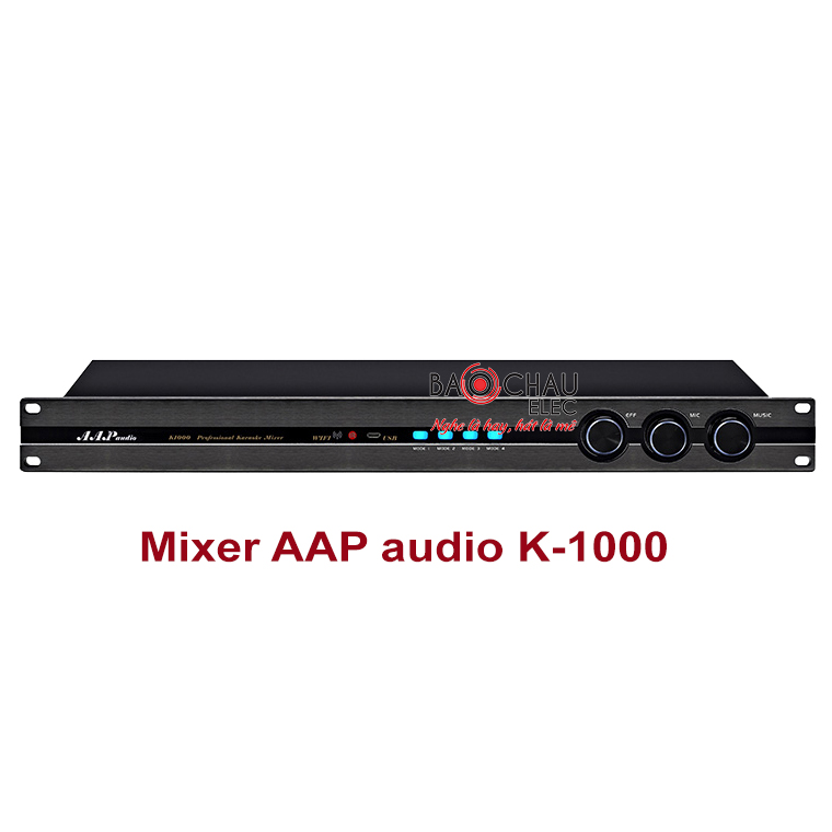 Mixer AAP audio K-1000