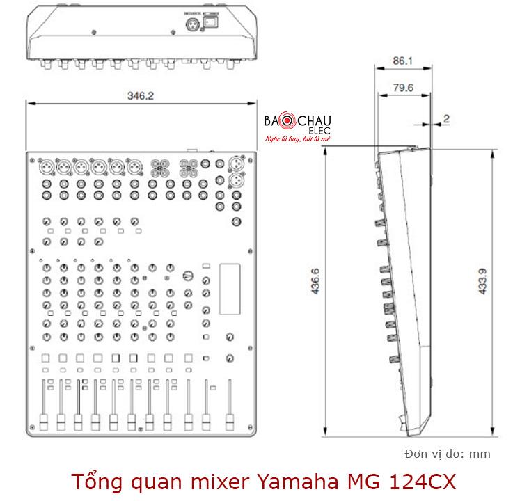 Mixer-Yamaha-MG124CX-kich-thuoc