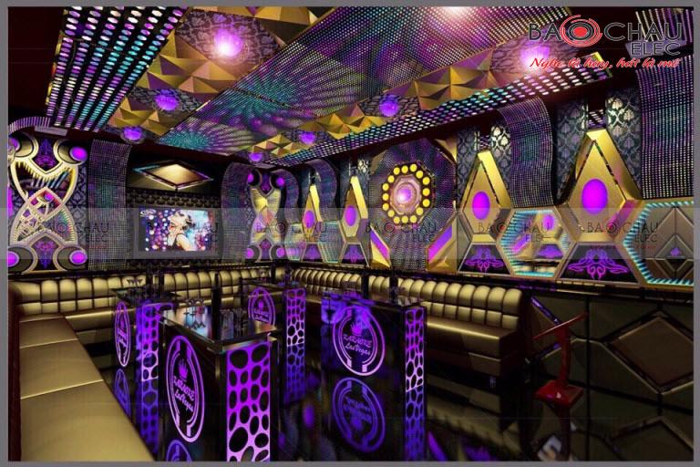 Lắp đặt karaoke chuyên nghiệp Tiến Hoài - Củ Chi (TPHCM)