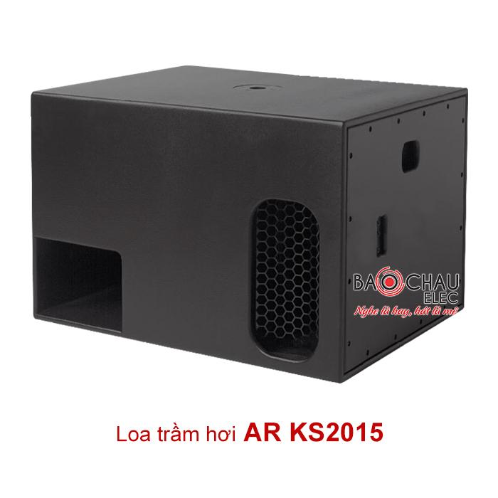 Loa trầm hơi AR KS2015