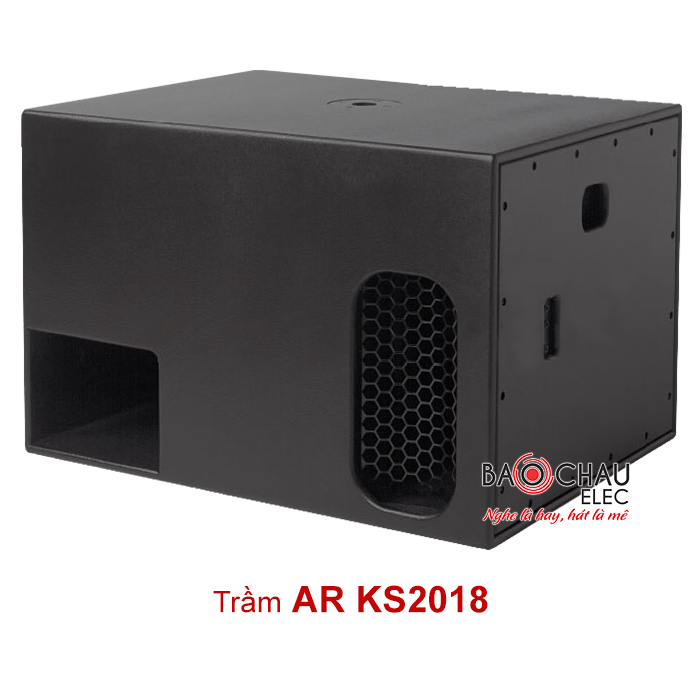 Loa trầm hơi AR KS2018