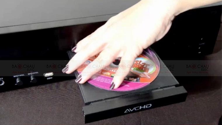 Mắt đọc đĩa thế hệ mới siêu nhạy, không kén đĩa nên người dùng không lo bị những phút giây bị bỏ lỡ nào cả