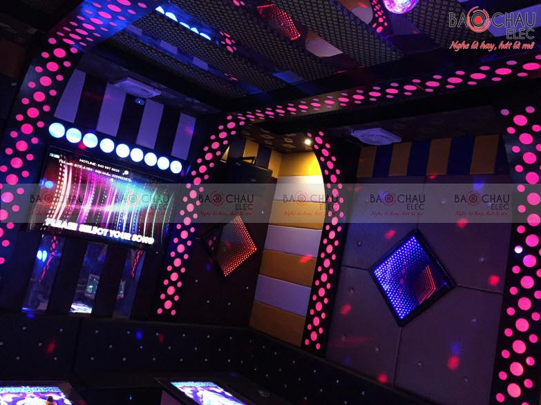 Cong trinh karaoke Xanh - Do Cao Bang - anh 17