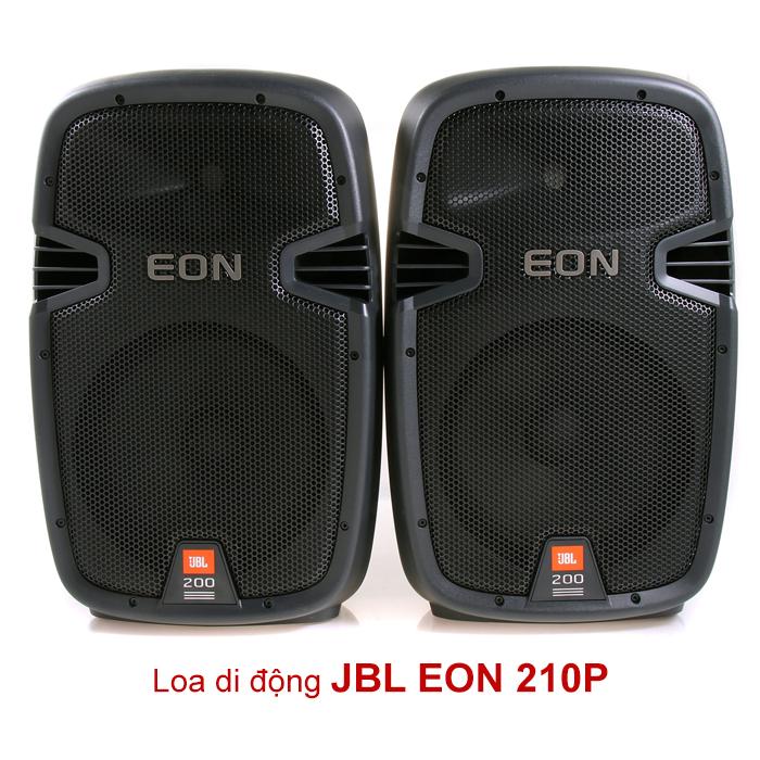 Loa di động JBL EON 210P