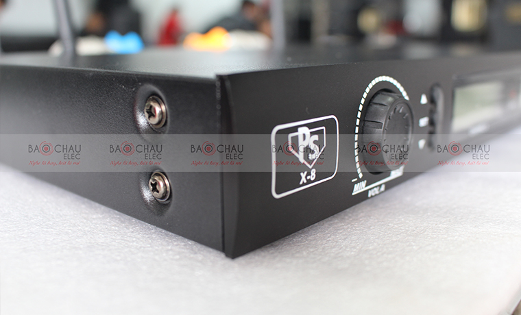 Micro không dây PS X8 pic-3