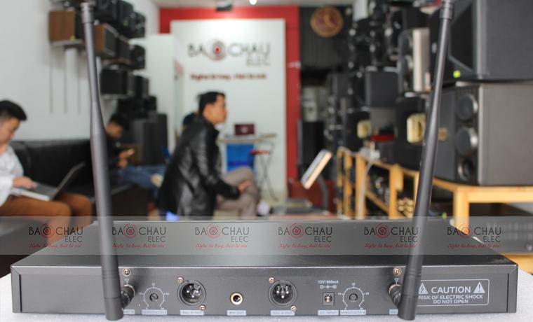 Micro không dây PS X8 pic-4