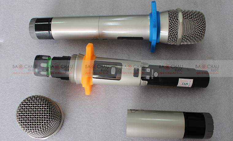 Micro không dây PS X8 pic-5