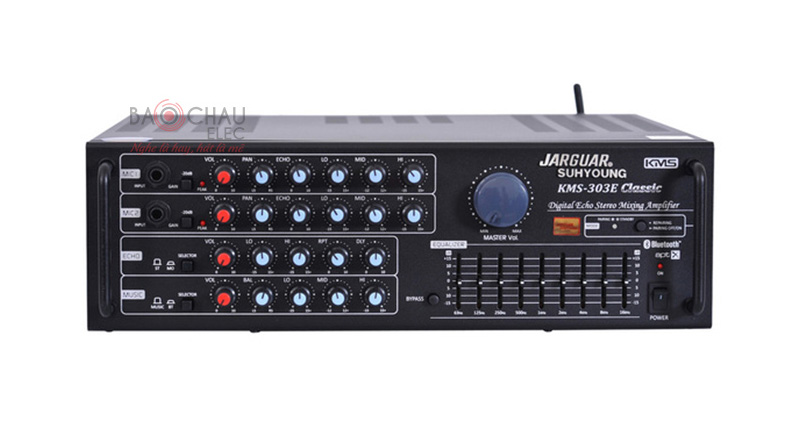 Amply Karaoke Jarguar Suhyoung KMS303E Classic