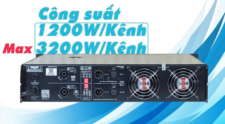 Cục đẩy công suất SAE CT12000X