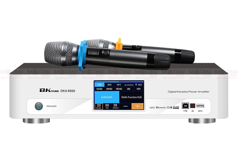 Digital Karaoke Power Amplifier BKSound DKA 6500 giá tốt