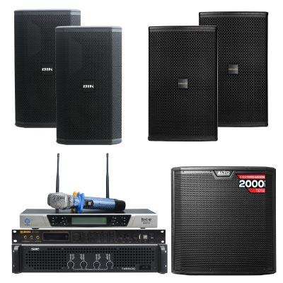 Dàn karaoke cao cấp 2020 - 09